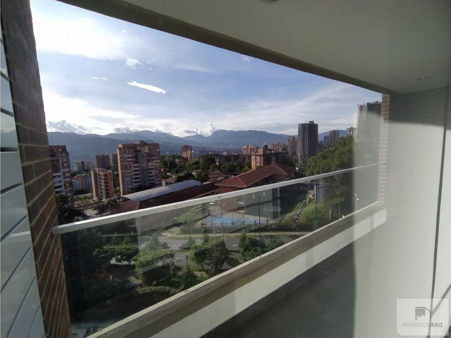arriendo apartamento amplio en cumbres envigado