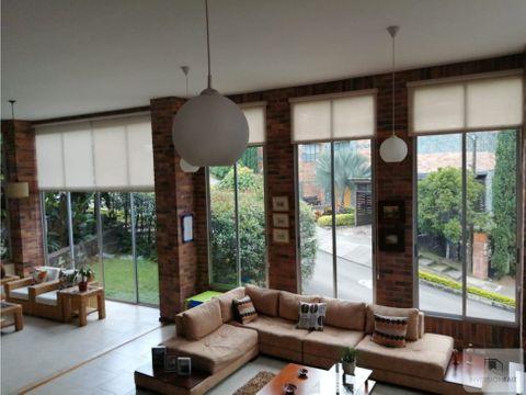 casa en venta envigado sector esmeraldal
