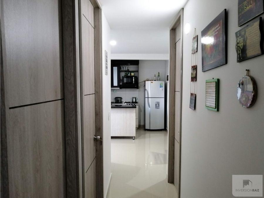 apartamento en venta itagui sector de las chimeneas