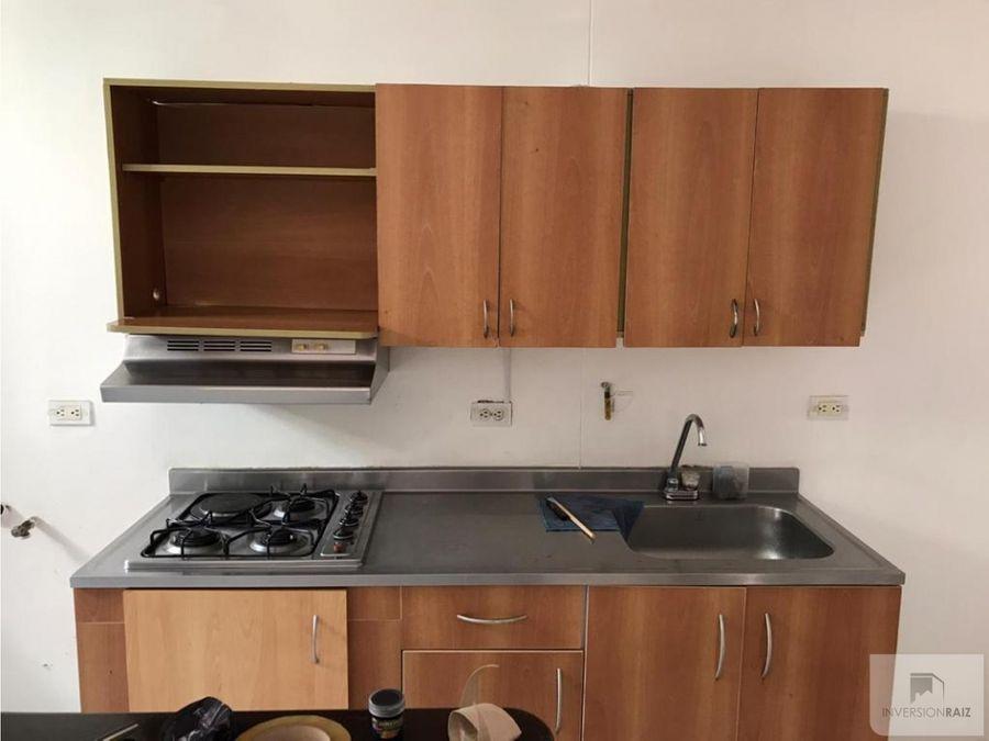 vendo apartamento de 2 alcobas en boston