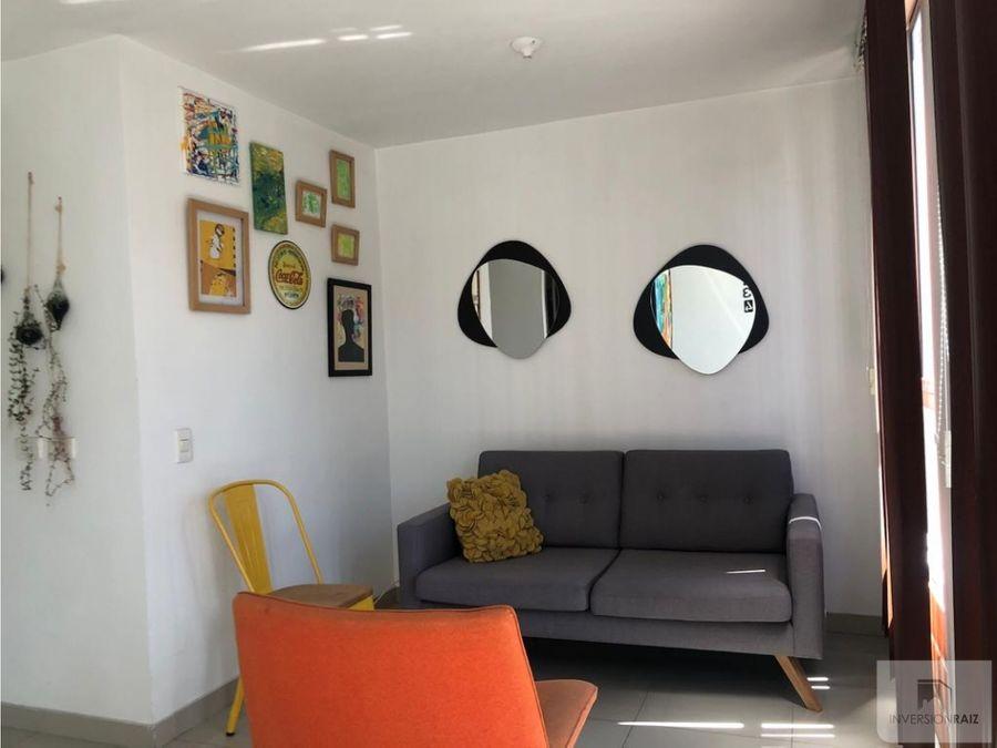 vendo apartamento con parqueadero en calasanz