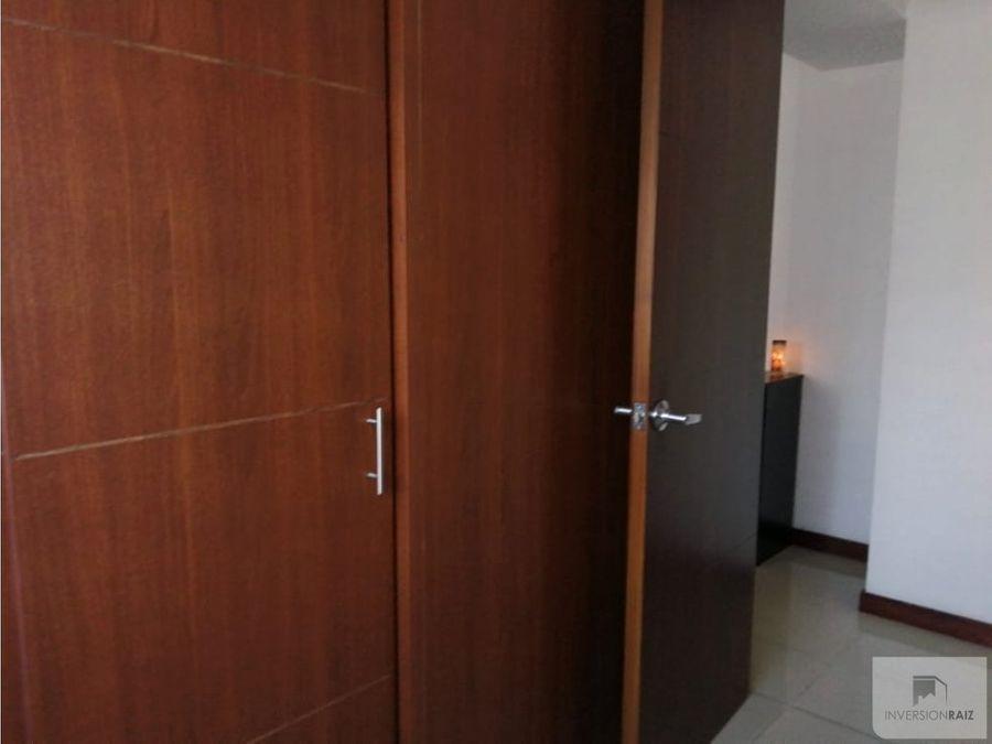 apartamento en venta el rosal en calasanz