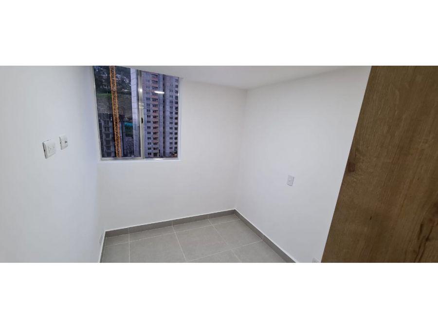 vendo apartamento de 3 alcobas en robledo pajarito