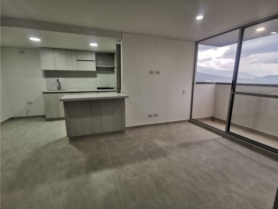 apartamento para estrenar con garaje en copacabana via machado