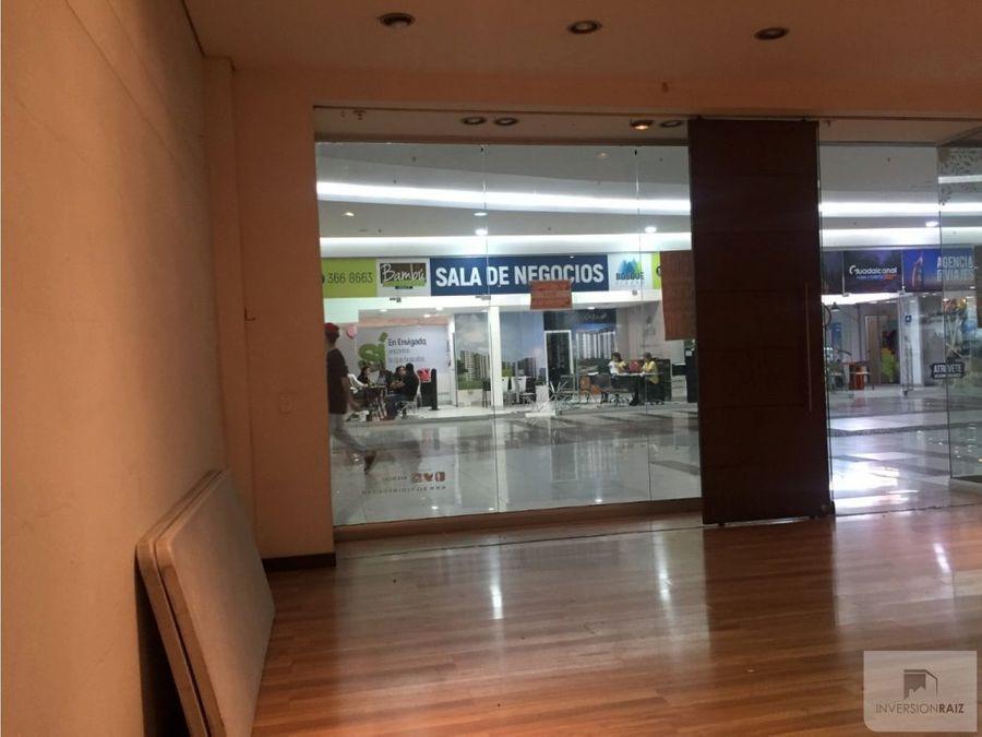 local en arriendo centro comercial en sabaneta