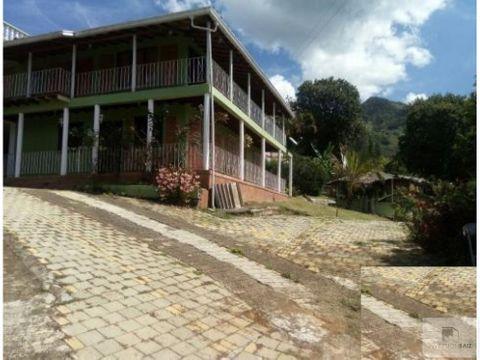 casa campestre en vereda granizal copacabana