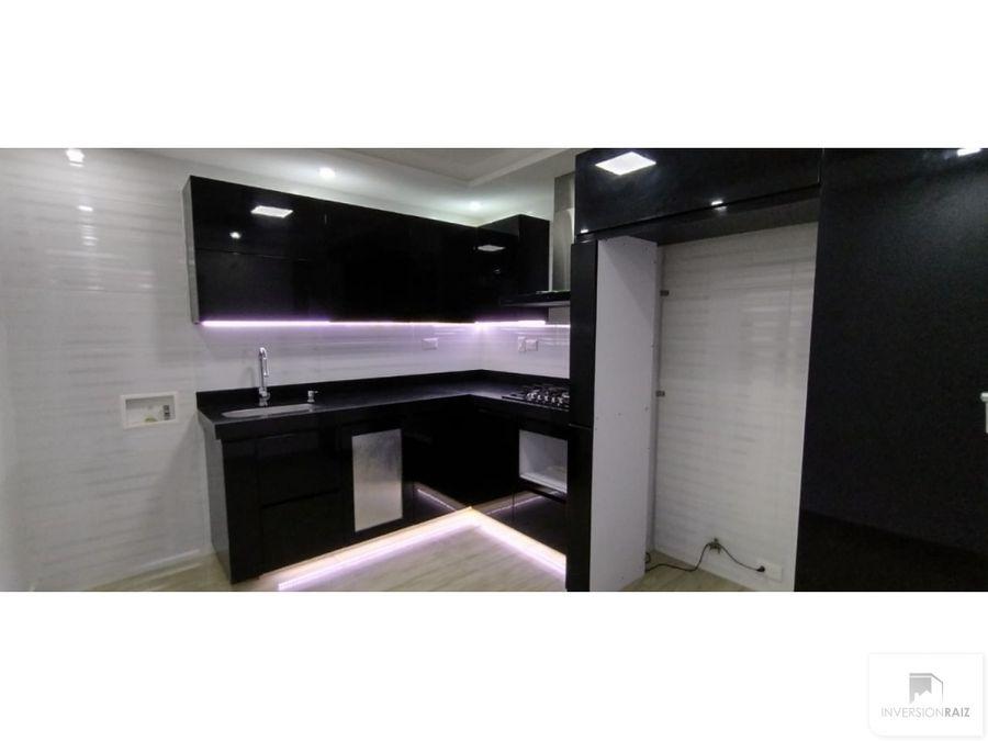 apartamento de 4 alcobas con acabados de lujo en belen