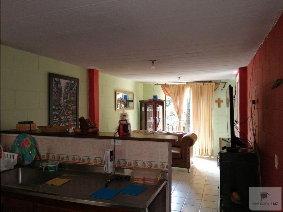 casa en venta bello sector santa ana
