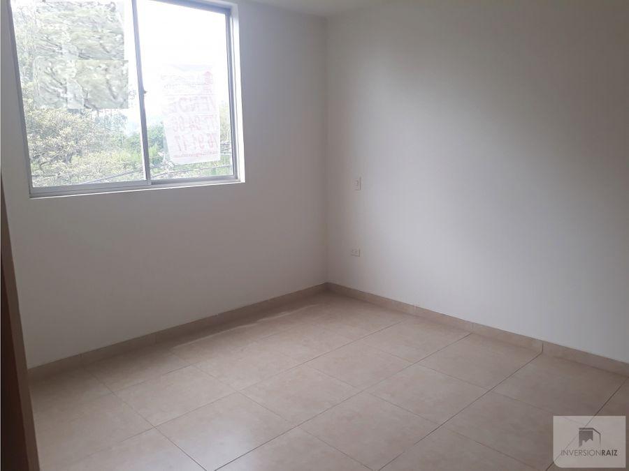 vendo apartamento de 2 alcobas en la estrella suramerica