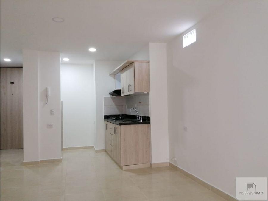 apartamento con parqueadero en la america