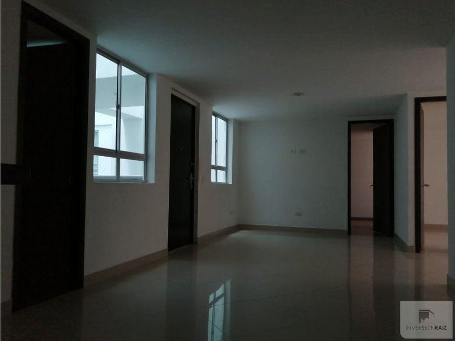 apartamento de 3 alcobas con garaje en laureles
