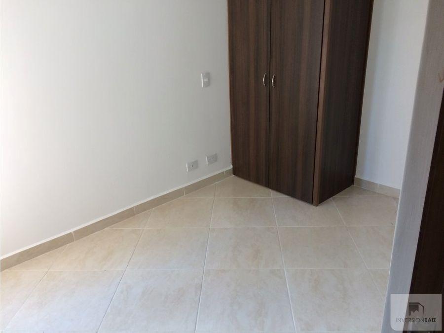se vende apartamento con parqueadero campo valdes