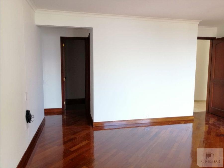 arriendo apartamento en los balsos piso completo