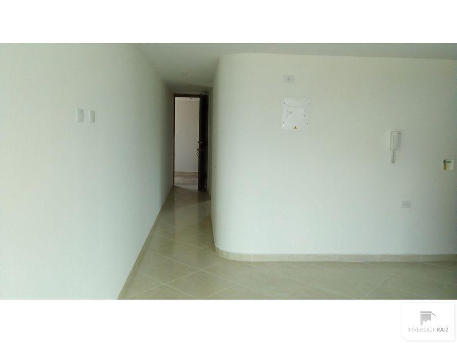 apartamento con parqueadero en campo valdes