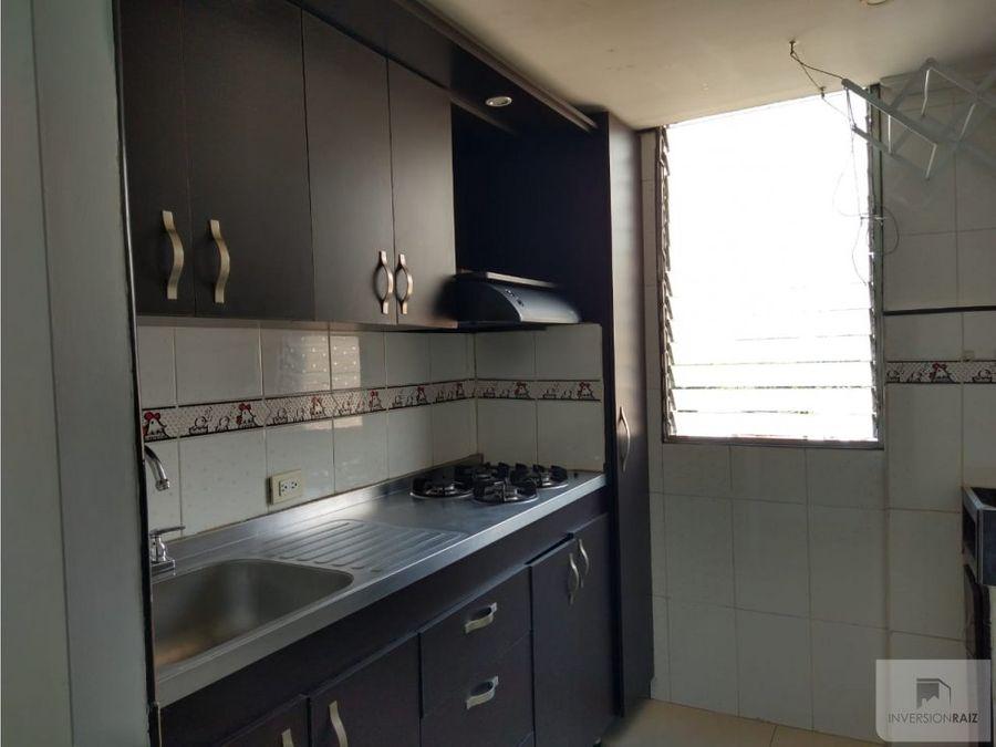 apartamento de 2 alcobas con parqueadero en robledo pilarica