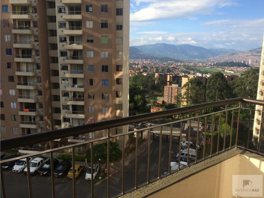 arriendo apartamento con parqueadero en rodeo alto