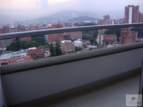 arriendo apartaestudio con balcon laureles