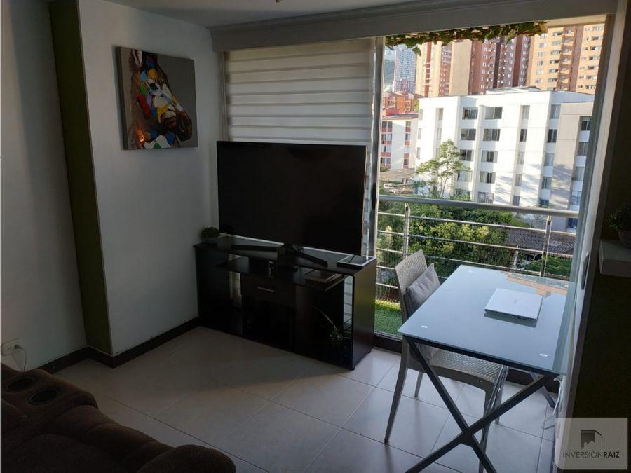 apartamento en venta calasanz parte baja