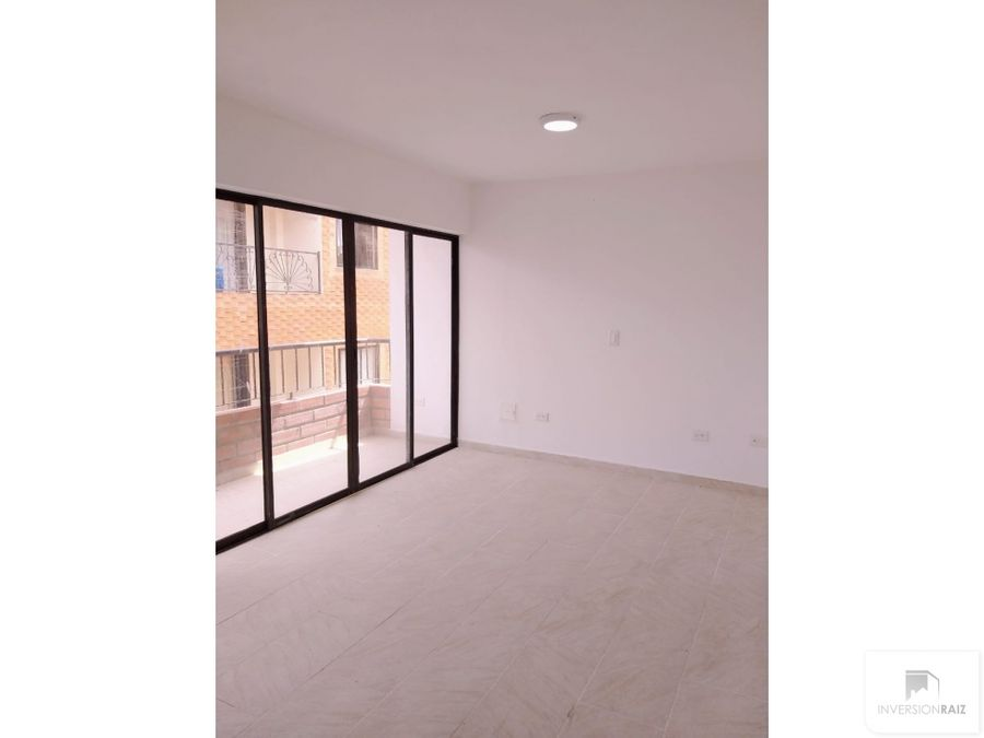 apartamento para estrenar en caldas antioquia sector barrio nuevo