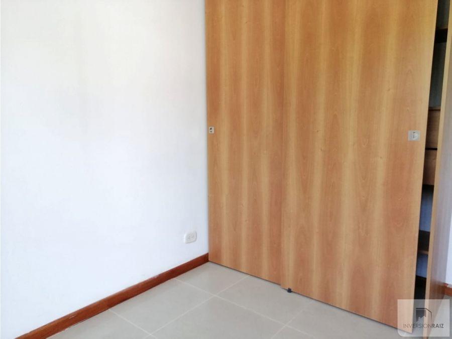 arriendo calasanz apartamento con parqueadero