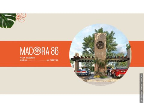 macora 86 mod c