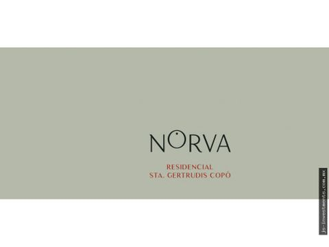 norva town houses