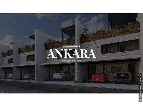 ankara town house