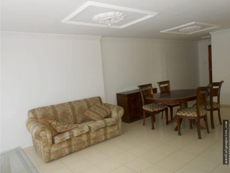 apartamento en el jardin santa marta 005