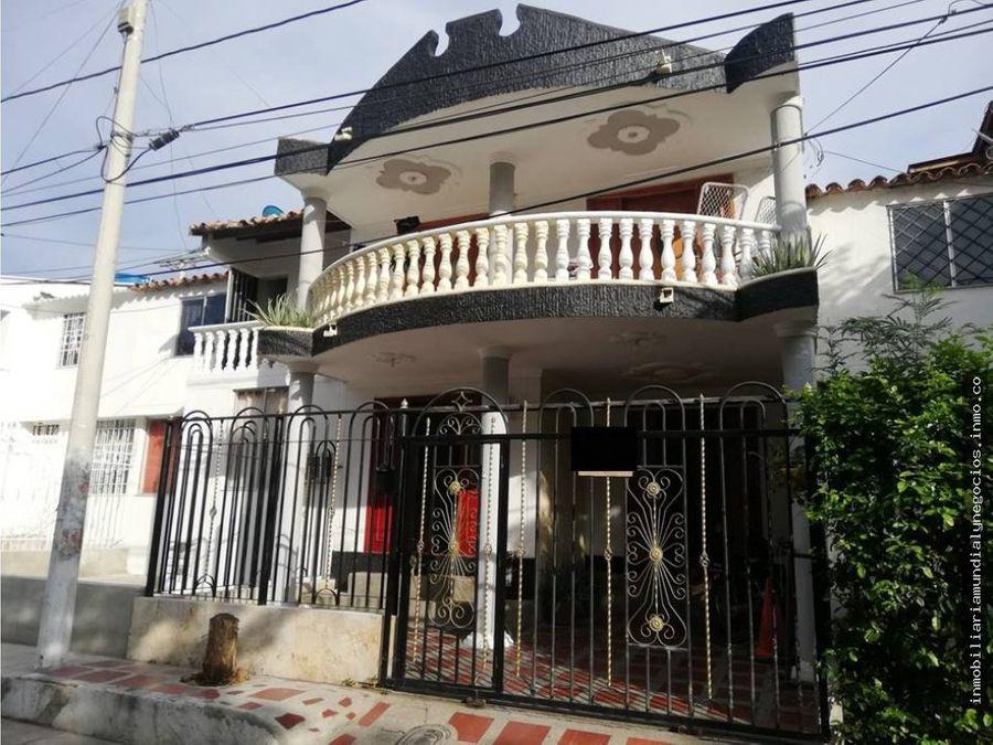 vendo casa en villas de alejandria santa marta 002