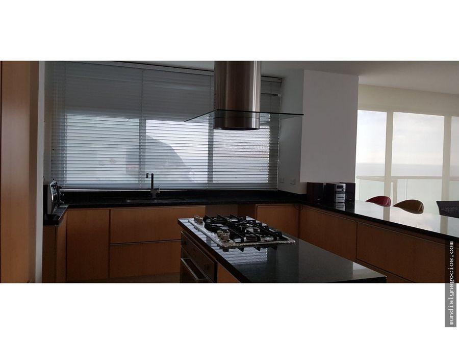lujoso apartamento primera linea del playa salguero santa marta 005