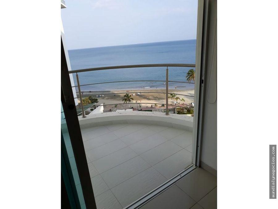 lindo apartamento cerca al mar rodadero sur 005