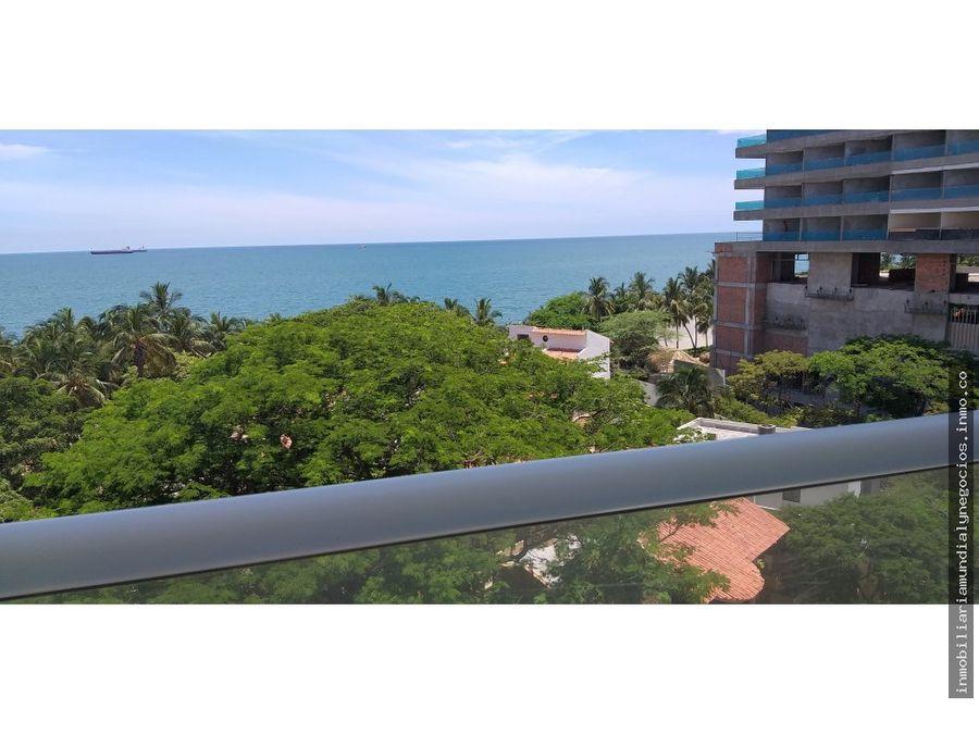 apartamento con vista al mar en bello horizonte santa marta 001