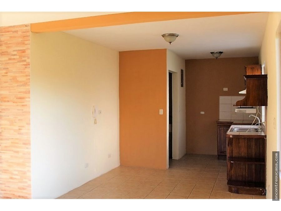 alquiler apartamento santo domingo de heredia