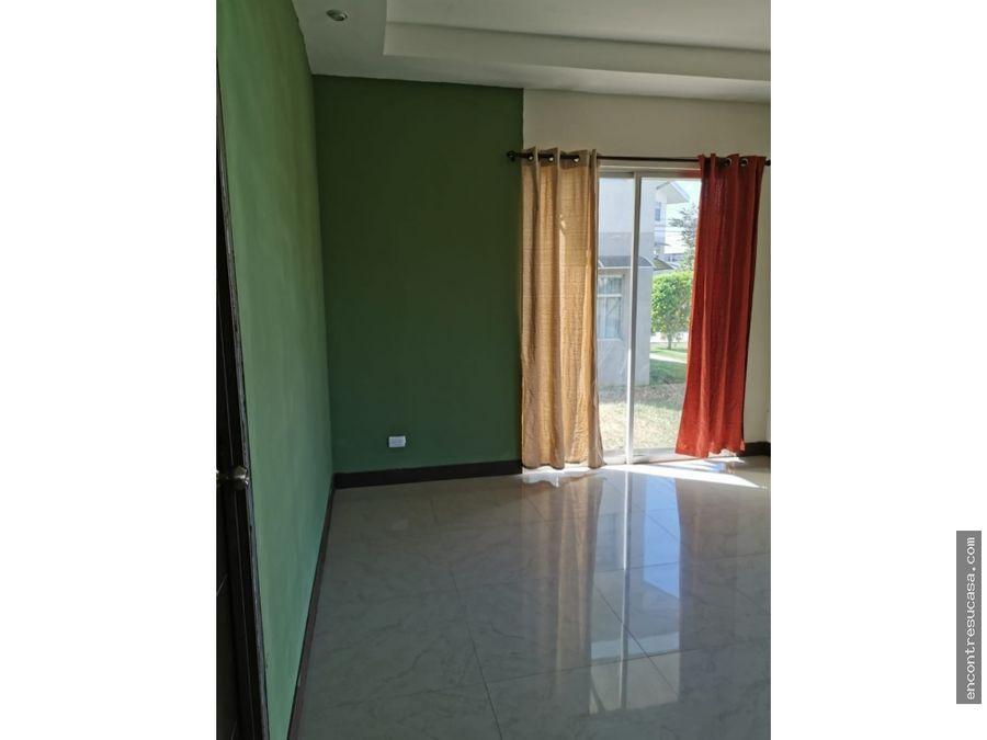 alquiler y venta apartamento guacima de alajuela