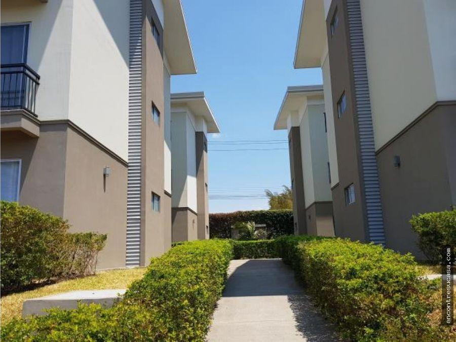 alquiler apartamento amueblado monserrat de alajuela