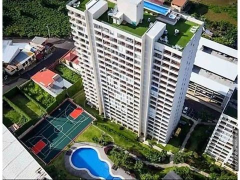 alquiler apartamento en torre barreal de heredia