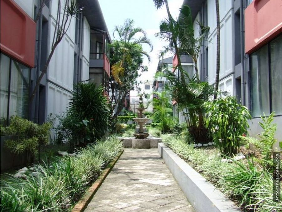 venta apartamento uruca cerca hospital mexico