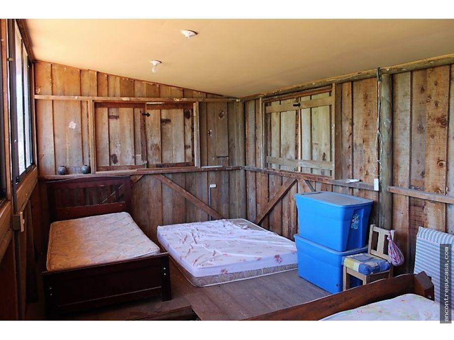 venta terreno y cabina en la ceiba orotina alajuela