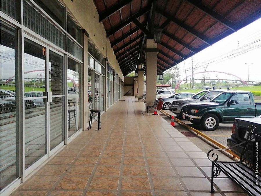 alquiler locales comerciales belen heredia