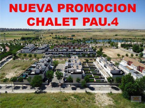 1147 chalet nueva promocion pau4 mostoles