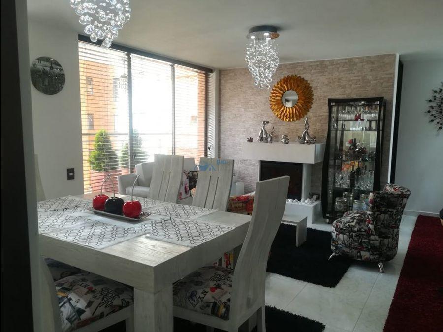 se vende apartamento la pradera norte t3701