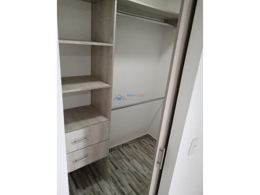 se arrienda apartamento conjunto residencial los cedros t50102