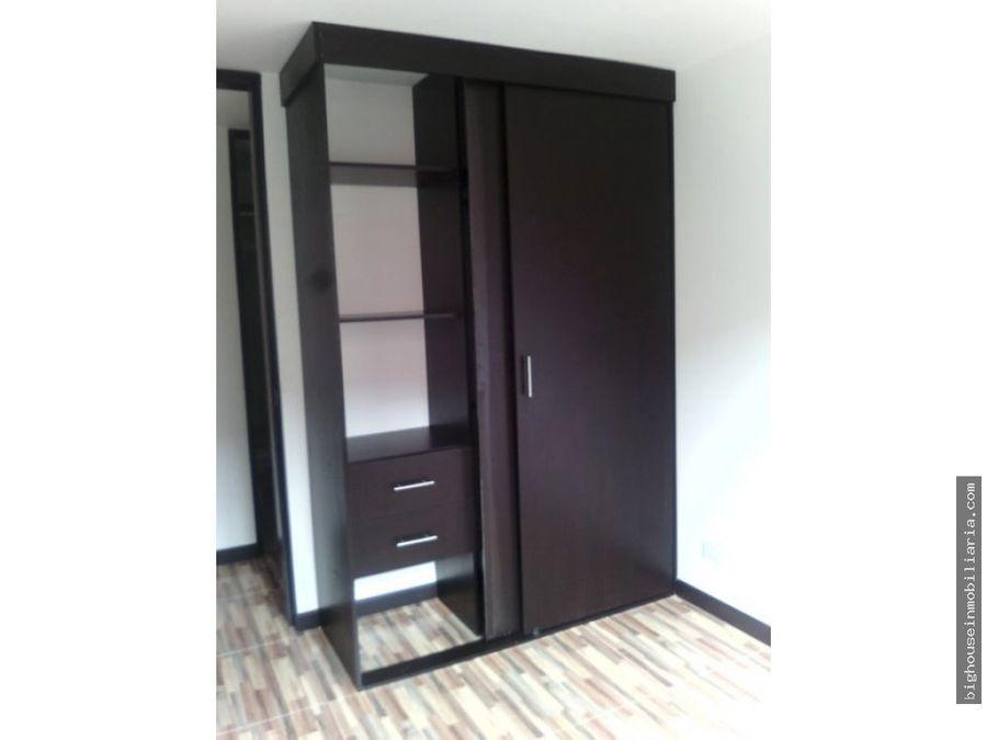se arrienda apartamento alamos zipaquira t9233