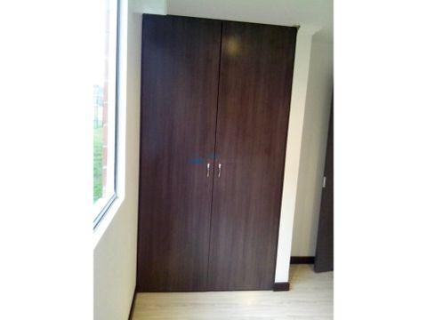 se vende apartamento hacienda san rafael t16162