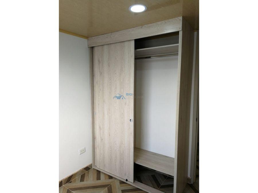 se arrienda apartamento conjunto residencial carrara la toscana t3410