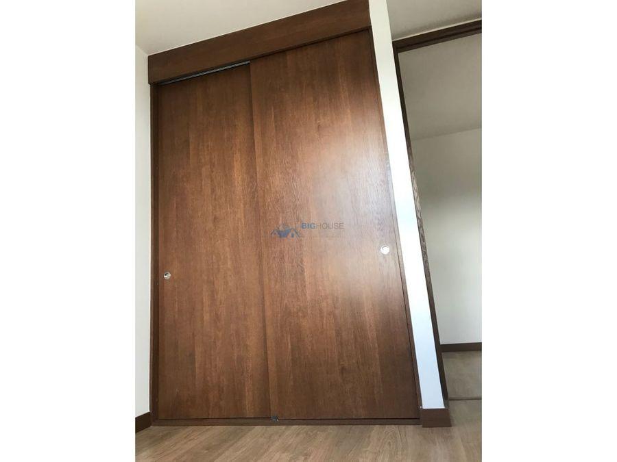se arrienda apartamento lucca t9735