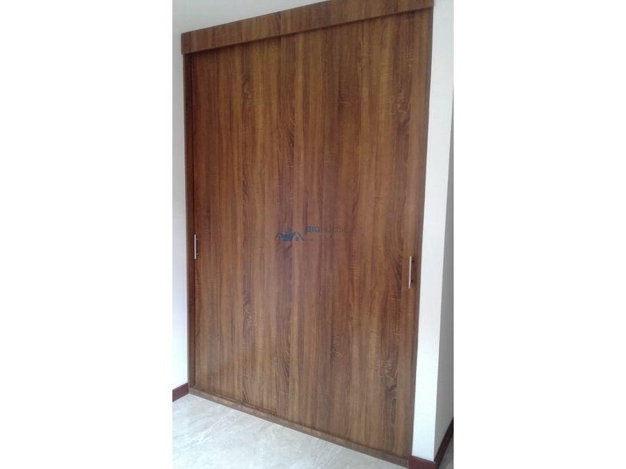 se vende apartamento en carrara t2305