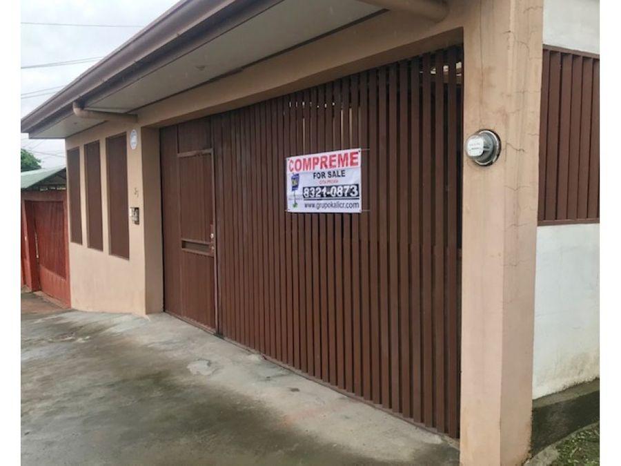 venta casa 2 plantas sector rohrmoser 262000