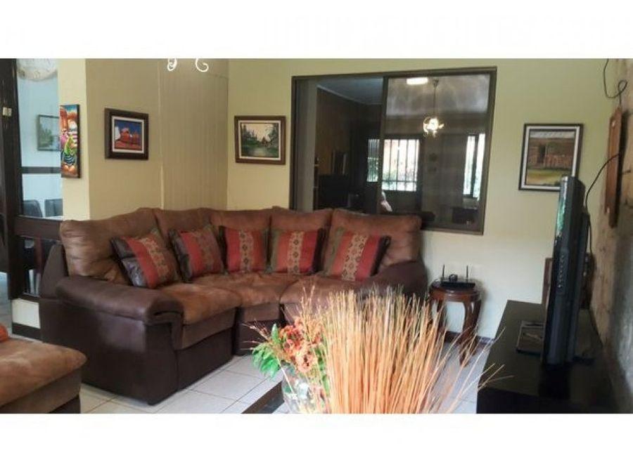 venta casa 2 plantas rohrmoser 250000