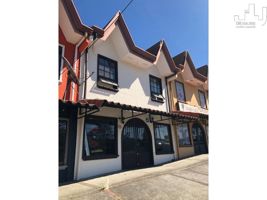 local comercial en santo domingo heredia